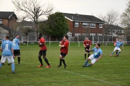 Springhead FC v Denton Town FC (1)