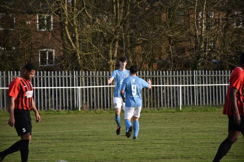 Springhead FC v Denton Town FC (2)