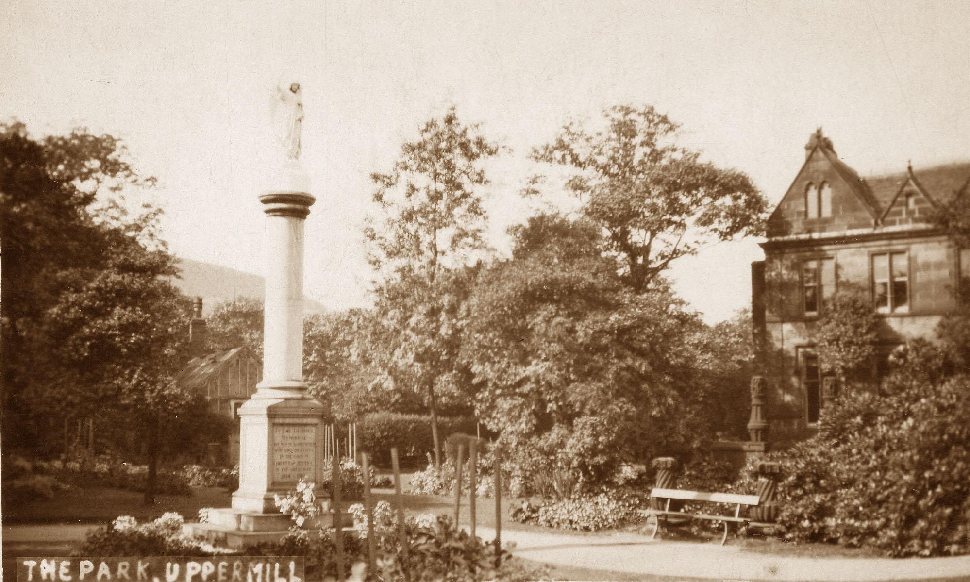 St Chads war memorial