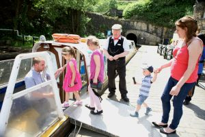 Standedge Tunnel Boat Trip