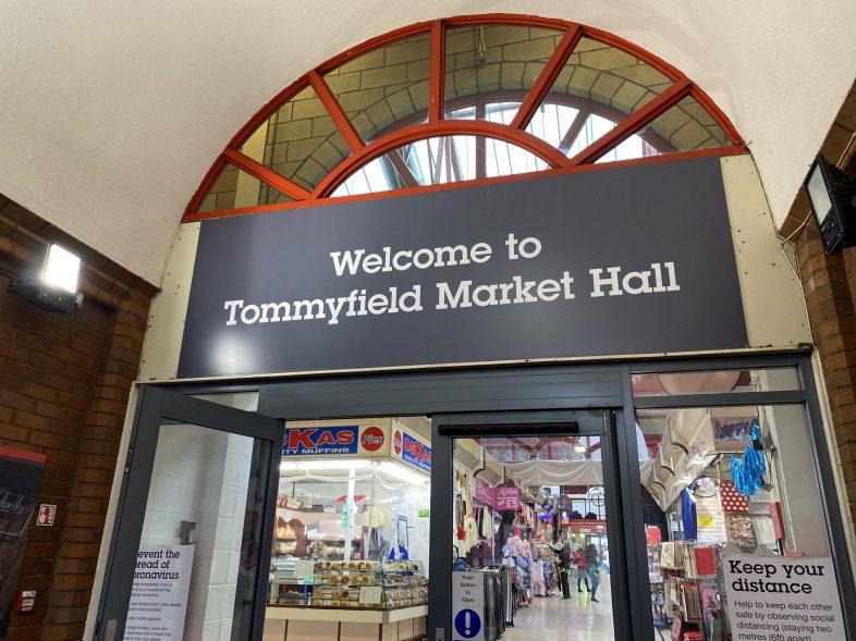 Tommyfield Market, Oldham, 2020 (2)