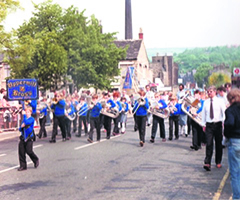 Uppermill Band 1982