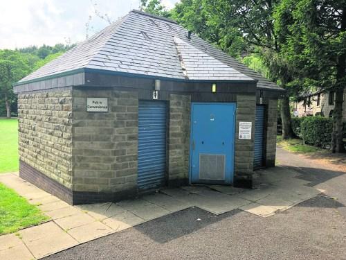 Uppermill toilets 1