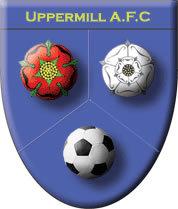 uppermill_afc_3d_logo