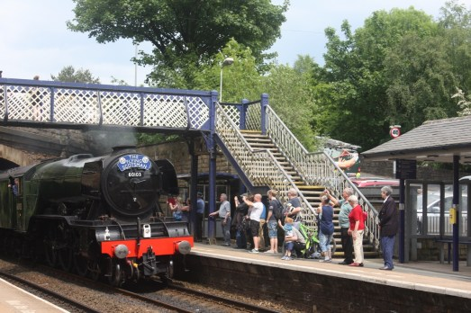 flying scotsman by duncan taylor