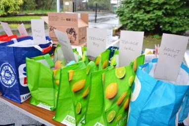 foodbank gift donations