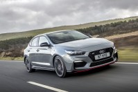 New Hyundai Fastback a real challenger to the VW Golf GTI? Yes, it is