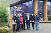 Oxbridge success for Oldham Sixth Form College students