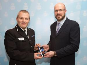 Long Service Award Ceremony at Greater Manchester Police's Sedgley Park Centre. Produced by Corporate and Media Imaging, Corporate Communications Branch, Greater Manchester Police 0161 856 2777, Picture Desk 0161 856 2279.