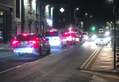 Community calls for end to taxi troubles on Uppermill High Street
