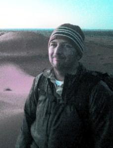 p26 desert at dawn Sahara Desert by Rich Heap