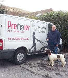 p35 philip dog walking services