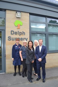 p9 delph surgery opening