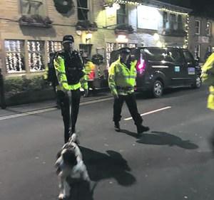 p9 zero zone police