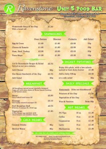 ravenstone Menu smaller