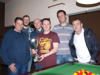 Snookered! No imminent return for charity pool league