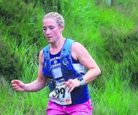 Runners tackle tough Aldermans Ascent to raise funds for Rangers