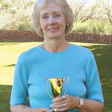 President's Cup winner Deb Bunker!