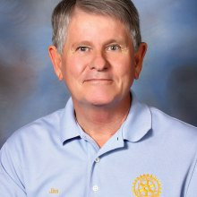 Jim Lamb, Assistant District Governor of Region 6