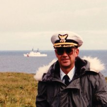 Captain Steve Leane, United States Coast Guard Retired