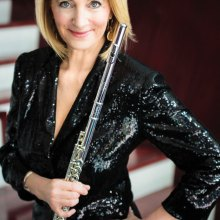 Grammy-nominated flutist Carol Wincenc joins the Southern Arizona Symphony Orchestra.