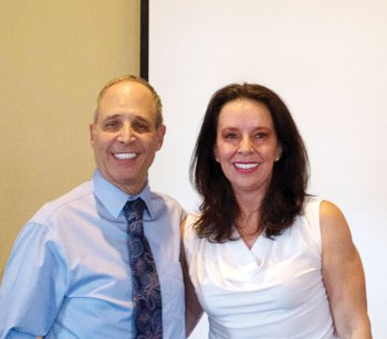 Drs. Bob and Debbie Oro