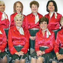 The Coyote Country Cloggers