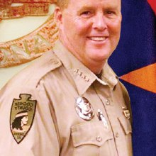 Sheriff Mark J. Dannels