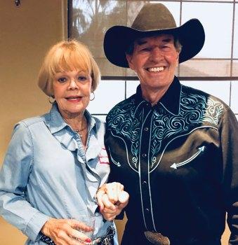 Lauchette Low and Cowboy Dave