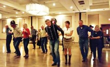 Join the Texas 2-Step and Western Waltz dance classes
