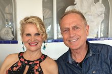 Carol and Pastor John Miller
