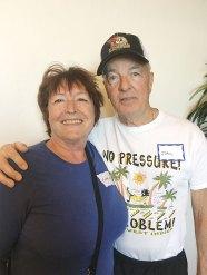 Cathie and John Stewart