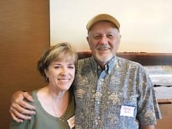 Vicki and George Price