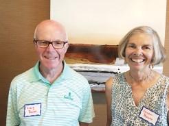 Craig and Susan Bauer