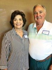 Donna and Dennis Joannides