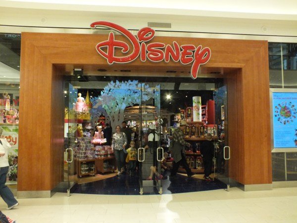 Disney Store Mall Of America Small World Special Event Saddlesore Swanson