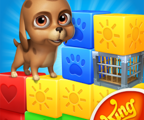 Pet Rescue Saga v1.113.16 [Mod] APK ! [Latest]