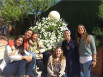 Grupo de voluntarias de Consuelo