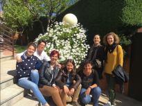 Grupo de voluntarias de Evinayong