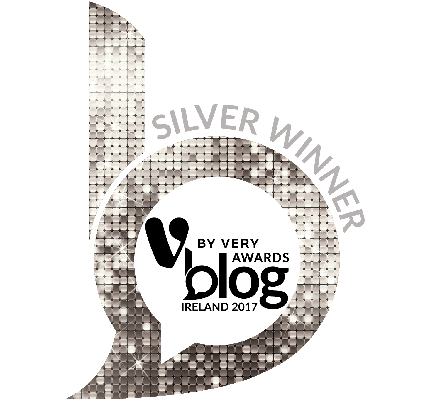 V By Very Blog Awards 2017-Silver