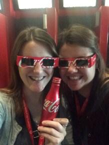 Enjoy our free Coca-Cola