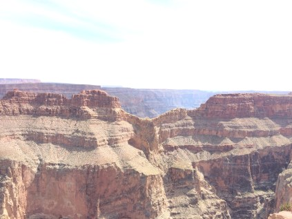 Eagle Point at the West Rim Grand Canyon