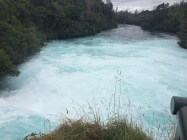 Haku Falls- so so blue