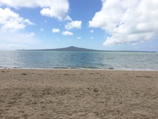 Mission Bay- a drive from Auckland