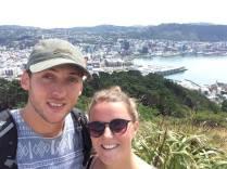 Top of Mount Victoria