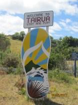 Tairua town- sister town to Pauanui