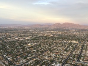 View from the Stratosphere Hotel
