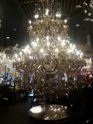 Antique Chandeliers Everywhere