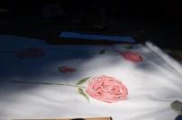 Rose Runner, by Mom