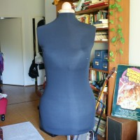 Tutorial: Padding a Dress form